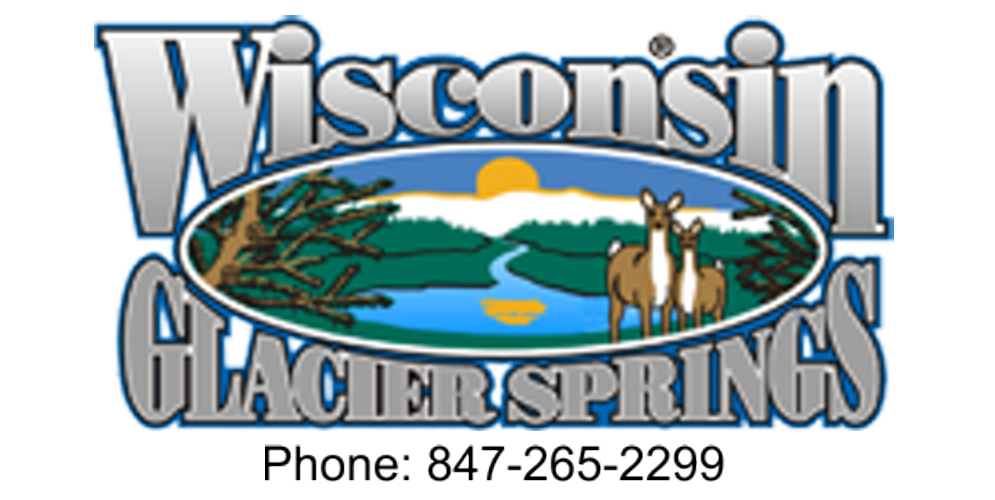 Wisconsin Glacier Springs Bottled Water